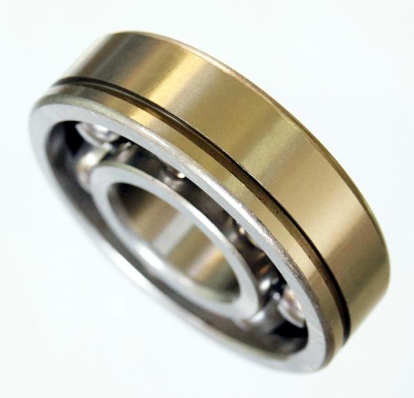 Подшипники шариковые однорядные радиальные с проточкой под стопорное кольцо